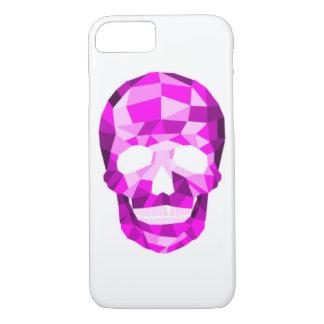 Schädel-Telefon-Kasten iPhone 7 Hülle
