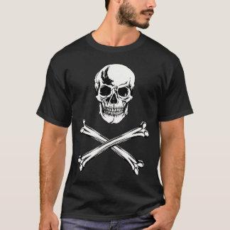 Schädel u. Knochen-T - Shirt