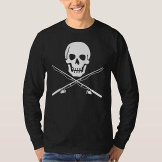 Schädel u. Rückgrat T-Shirt