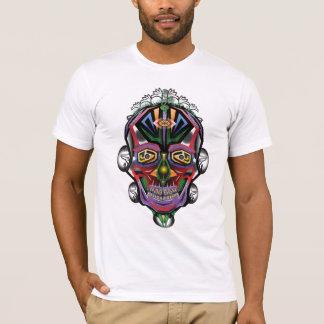 Schädel-Zugkraft T-Shirt