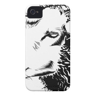 Schafe iPhone 4 Case-Mate Hülle