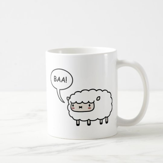 Schafe! Kaffeetasse