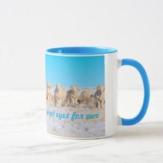 Schafe, RAM-Kaffee-Tasse Tasse