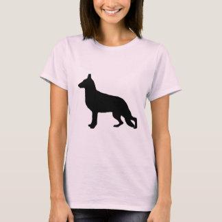Schäferhund-Gang T-Shirt