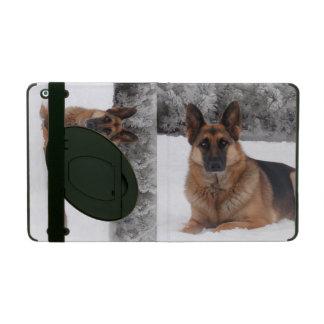 Schäferhund iPad Schutzhüllen