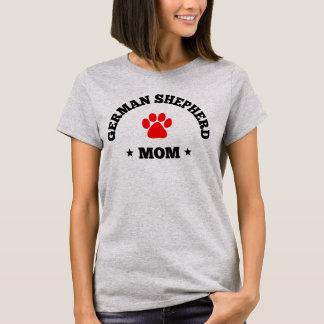 Schäferhund-Mamma T-Shirt