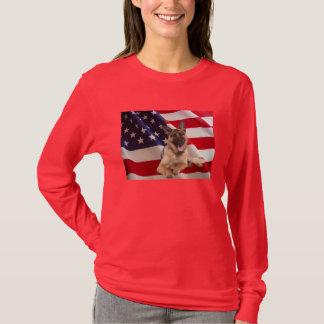 Schäferhund-Shirt T-Shirt
