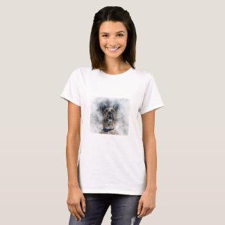 Schäferhundhund T-Shirt