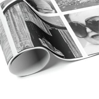 Schaffen-Ihr-Eigene Geschenk-Verpackung der Geschenkpapierrolle