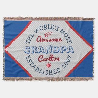 Schaffen Sie fantastischstes der Großvater-Logo Decke