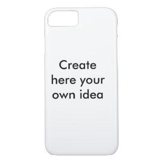 Schaffen Sie hier Ihre eigene Idee - durch Shirt iPhone 7 Hülle