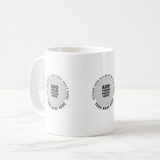 schaffen Sie Ihr Bild b/w Special drei Kaffeetasse
