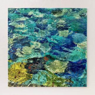 Schaffen Sie Ihr eigenes abstraktes Kunst-Quadrat