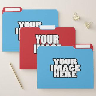 Schaffen Sie Ihr eigenes personalisiertes Papiermappe