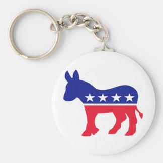 Schaffen Sie Ihr eigenes politisches Standard Runder Schlüsselanhänger