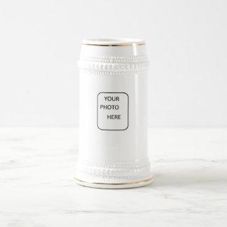 Schaffen Sie Ihr eines netten Stein Bierglas