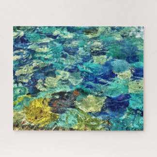 Schaffen Sie Ihre eigene abstrakte Kunst 16 x 20