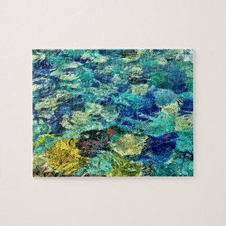 Schaffen Sie Ihre eigene abstrakte Kunst 8 x 10