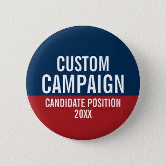 Schaffen Sie Ihre eigene Kampagne Runder Button 5,1 Cm
