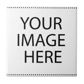 Schaffen Sie Ihre eigenen personalisierten Kleine Quadratische Fliese