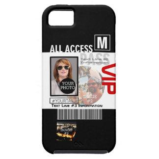 Schaffen Sie Ihre eigenen Weisen VIP-Durchlaufs 8, Etui Fürs iPhone 5