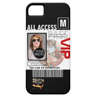 Schaffen Sie Ihre eigenen Weisen VIP-Durchlaufs 8, iPhone 5 Case