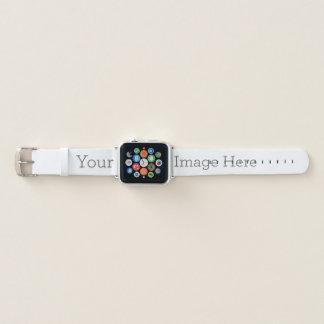 Schaffen Sie Ihre Selbst Apple Watch Armband