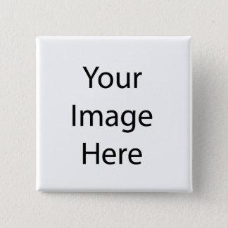 Schaffen Sie Ihre Selbst Quadratischer Button 5,1 Cm