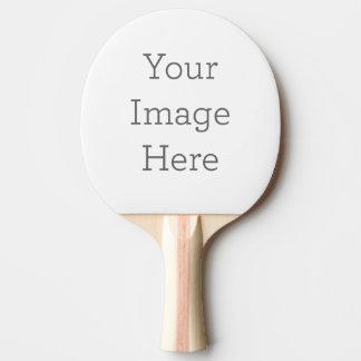 Schaffen Sie Ihre Selbst Tischtennis Schläger