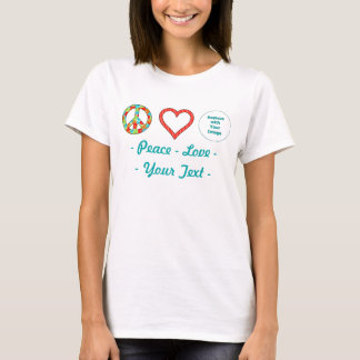 Schaffen Sie Ihren eigenen personalisierten T-Shirt