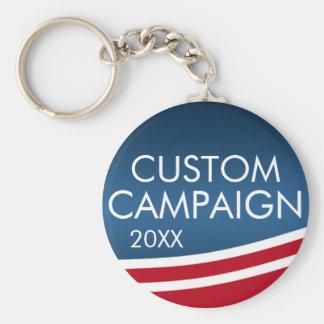 Schaffen Sie Ihren eigenen Wahl-Entwurf Standard Runder Schlüsselanhänger