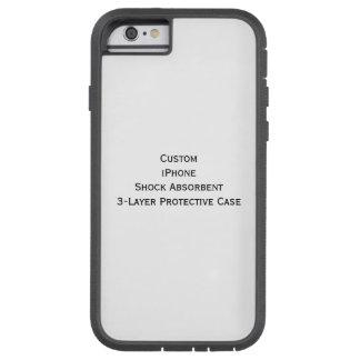 Schaffen Sie iPhone Schock absorbieren den 3 Tough Xtreme iPhone 6 Hülle