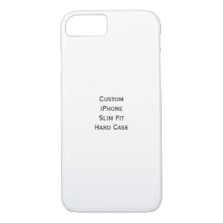 Schaffen Sie kundenspezifischer iPhone dünner iPhone 8/7 Hülle