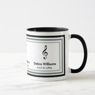 schaffen Sie music&coffee Tasse