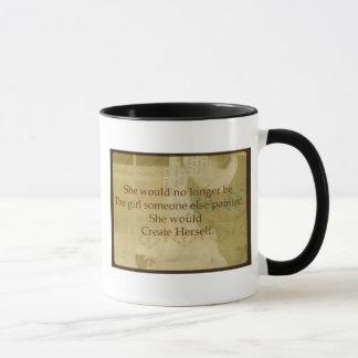 Schaffen Sie sich Tasse