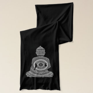 Schal Buddha GraphiZen Schal