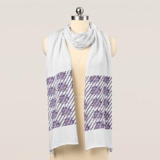 Schal-Sonnenblume Schal