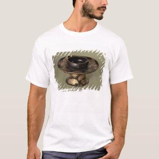"""Schalenstand mit """"Nashiji"""" Dekoration T-Shirt"""