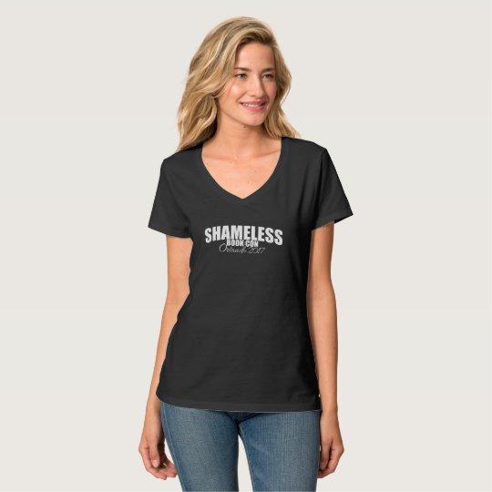 Schamloser Buch-Betrug 2017 (Dunkelheit) T-Shirt