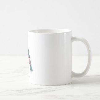 Scharlachrot Tanager- Kaffeetasse