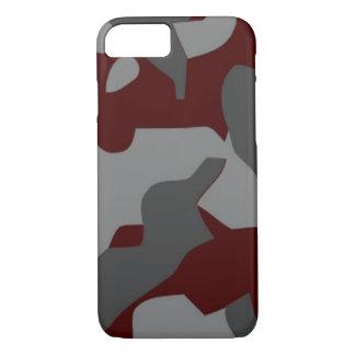 Schatten-Camouflage iPhone 7 Hülle
