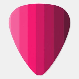 Schatten des rosa Plektrums Gitarren-Pick