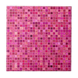 Rosa Mosaik Fliesen Zazzlech - Rosa mosaik fliesen