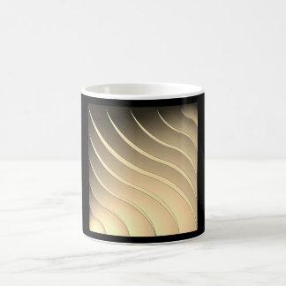 Schatten Kaffeetasse