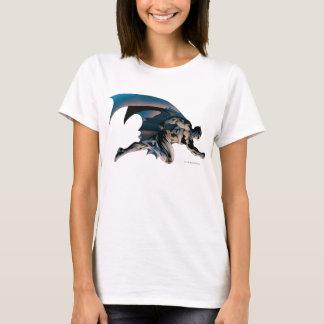 Schattenhaftes Profil Batmans T-Shirt