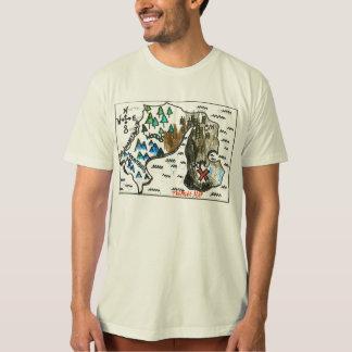 Schatz-Karte T-Shirt