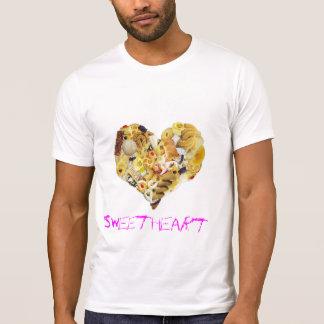 Schatz zerstörter T - Shirt