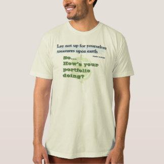 Schätze auf ErdT - Shirt