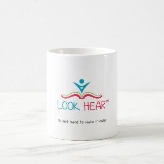 Schauen Sie hören - Tasse