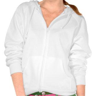 Schaukeln Sie Ihre Krone personifizieren Sweatshirts